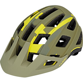 Cube Badger Casco, green camo